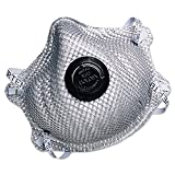 MLX 2400N95 2400N95 Series Particulate Respirator, Half-Face Mask, Medium/Large, 10/Box