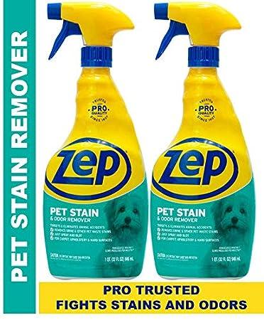 Amazon.com: Zep Comercial Pet manchas y olor Remover Oxy ...