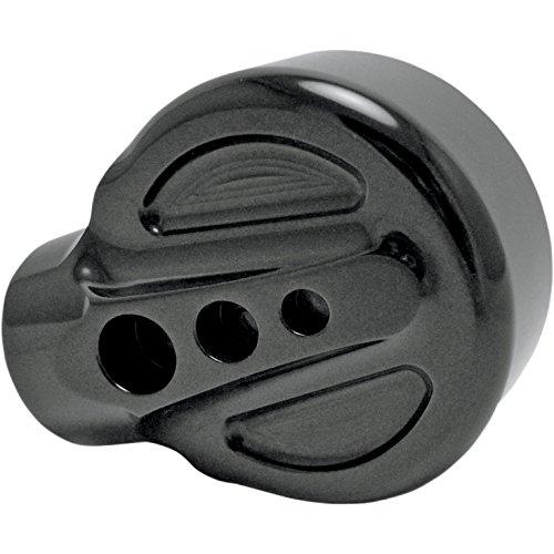 JOKER MACHINE(ジョーカーマシーン) ビレットバーエンドミラー 2TECH 左右兼用モデル単品 鏡面2.25インチ ブラック P-0640-0571 2TECH 左右兼用モデル単品 鏡面2.25インチ ブラック  B00QG734N6