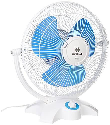 Havells Breezo 300mm Personal Fan (White) (FHPBZSTWHT12)
