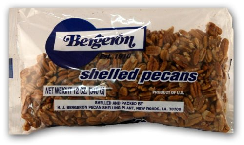 Bergeron's Pecans (Louisiana Pecan)