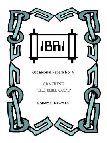 The Bible Code Ebook