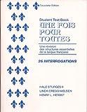 Une Fois pour Toutes, Hale Sturges and Linda Cregg, 0801308267