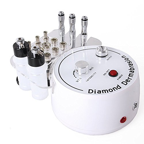 TopDirect 3 in 1 Diamond Dermabrasion Machine Vacuum Spray Machine for...