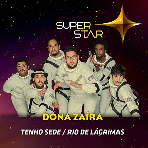Pot-Pourri: Tenho Sede / Rio de Lágrimas (Superstar) - Single ()