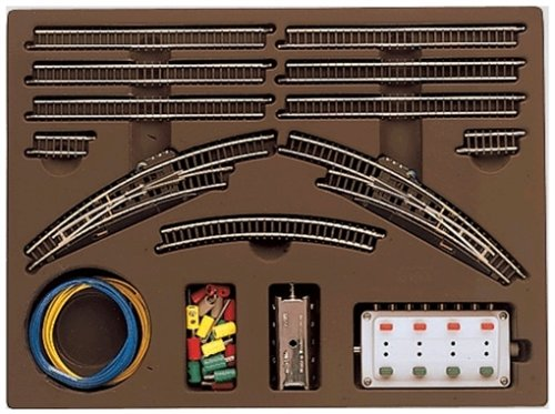 Marklin Z Scale T2 Extension Set w/Electric Turnouts for sale  Delivered anywhere in USA