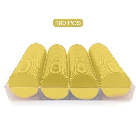 Alacritua 120 Piezas Chips De Plástico Contador De Color Chips ...