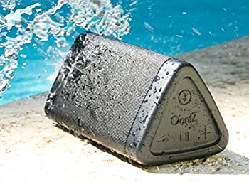 Oontz Angle 3 Portable Bluetooth Speaker : Louder Volume 10w Power, More Bass, Ipx5 Water Resistant, Perfect Wireless Speaker For Home Travel Beach Shower Splashproof, By Cambridge Soundworks (Black) 10