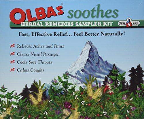 Olbas Soothes Herbal remedies Sampler