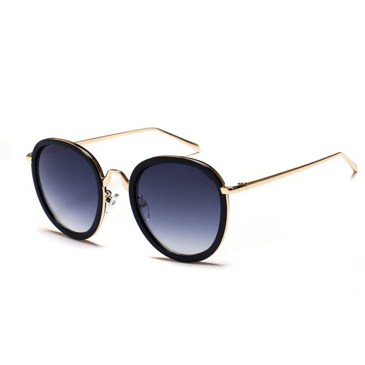 WKAIJC Retro Modisch Stilvoll Personalisiert Bequem Anspruchsvoll Kreativ Farbfilm Sonnenbrillen,E