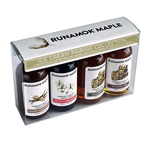 Runamok Maple Syrup Pairing Collections (Ice Cream Pairing Collection, 4 x ()