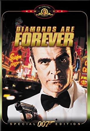diamonds are forever song