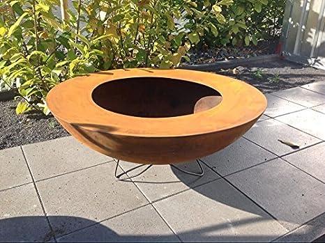 Jardín Inspiration moderna Brasero 100 cm diámetro: Amazon.es: Jardín