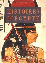 Histoires d'egypte par Aymeric Chauprade