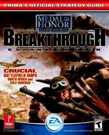 Medal of honor allied assault breakthrough