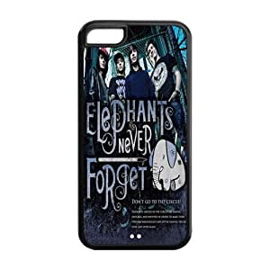 SevenArc Custom Popular Band Pierce The Veil Hard Plastic Back Protective Case for Iphone 5C FC-5