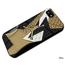 RCO - Air Jordan 7 Basketball Shoes Custom Case for Iphone 4 4s 5 5c 6 6plus (iphone 5c black)