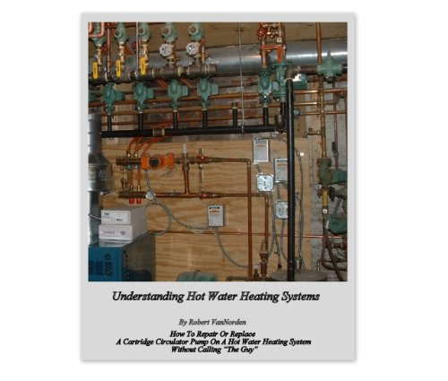 How To Repair Or Replace A Cartridge Circulating Pump On A Hot Water Heating System Without Calling The Guy ()