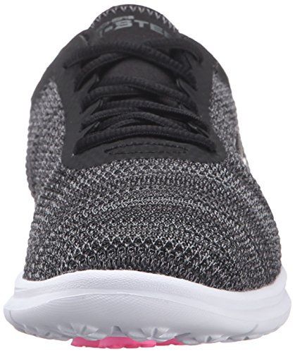 Fitnessschuhs Skechers Go SS17 Women's Step Black Prismatic wAqfF
