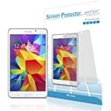 Galaxy Tab 4 7.0 Screen Protector, amFilm Screen Protector for Samsung Galaxy Tab 4 7.0 inch Premium HD Clear (2-Pack) [Lifetime Warranty]