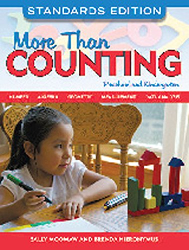 More Than Counting: Math Activities for Preschool and Kindergarten, Standards Edition (NONE) -