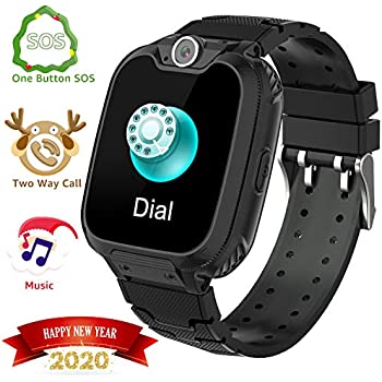 Amazon.com: Karaforna Kids Game Smart Watch Phone - Boys ...