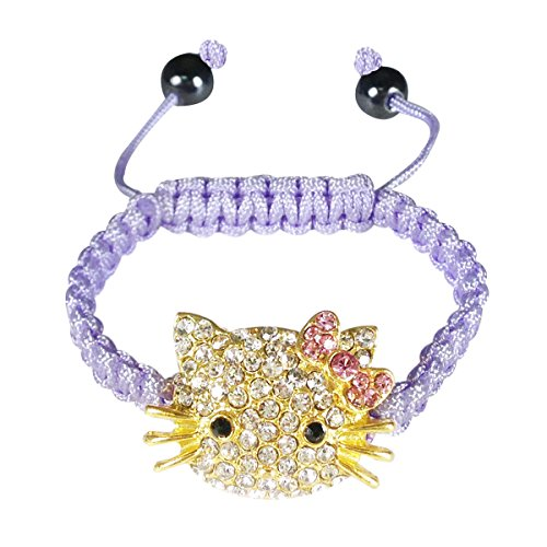 Wrapables Childrens Shamballa Inspired Bracelet