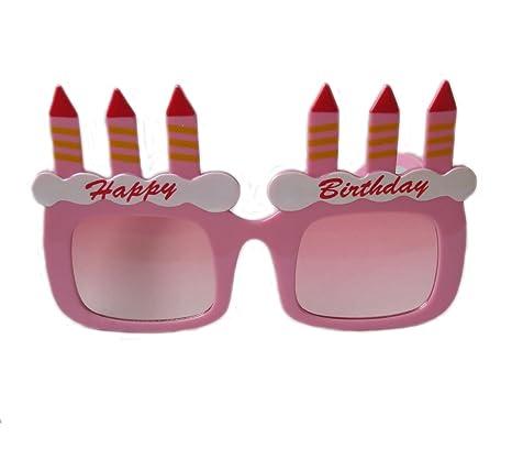Octa deux Corporation lunettes de soleil gâteau d'anniversaire rose 9x15cm qDoz4P0s