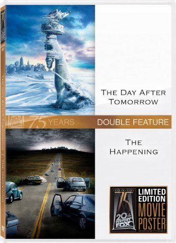 The Day After Tomorrow / The Happening - Double Feature by Dennis Quaid