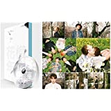 BANGTAN BOYS K-POP 3rd Mini Album In The Mood For Love PT.1 [White Ver.] BTS Music CD + Photo Book + Photo Card + Special Gift (4 Photocards Set)