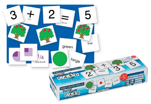 Lauri Pocket Chart Cards - Early Math Skills