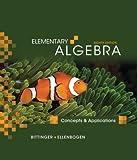 Elementary Algebra 8th Edition