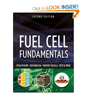 Fuel Cell Fundamentals RYAN CHA, SUK-WON PRINZ, FRITZ B. COLELLA, WHITNEY O'HAYRE