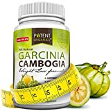 Pure Garcinia Cambogia Extract - 95% HCA Capsules - Non GMO - Gluten & Gelatin Free - Natural Appetite Suppressant Supplement - Weight Loss Tips Included - 100% Money Back - Order Risk Free! 60 Caps