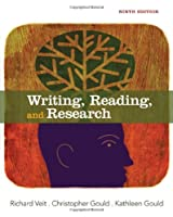 Writing, Reading, and Research, 9th Edition Front Cover