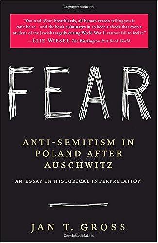 Fear anti semitism in poland after auschwitz jan gross fear anti semitism in poland after auschwitz jan gross 9780812967463 amazon books fandeluxe Gallery