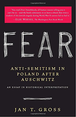 Fear Anti Semitism Poland After Auschwitz product image