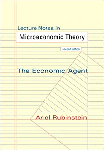 Amazon lecture notes in microeconomic theory the economic amazon lecture notes in microeconomic theory the economic agent second edition ebook ariel rubinstein kindle store fandeluxe Choice Image
