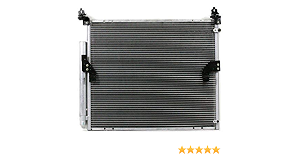 TCW Quality A//C Condenser 44-3655 with Perfect Vehicle Fitment