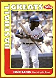 1991 Swell Baseball Greats #5 Ernie Banks CHICAGO CUBS