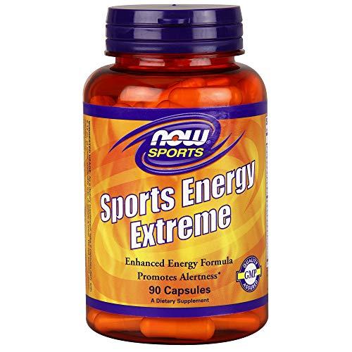 NOW Sports Energy Extreme,90 Capsules