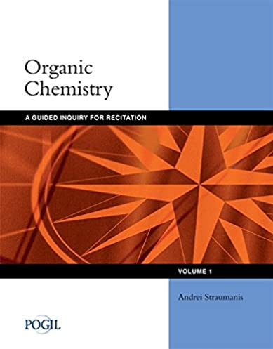 amazon com organic chemistry a guided inquiry for recitation rh amazon com Organic Chemistry Essays Wade Organic Chemistry Test