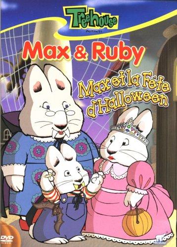 Max et Ruby - Max et la Fete d'Halloween/La Tarentule Bleue/L'institut de beaute de Ruby/Le Refuge de Ruby/Le Coucou de Max/Le Gouter d'Anniversaire]()