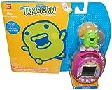 Tamagotchi Tamatown Pink and Green Tama-go with Kuchipatchi Gotchi Figure Charm Children, Kids, Game