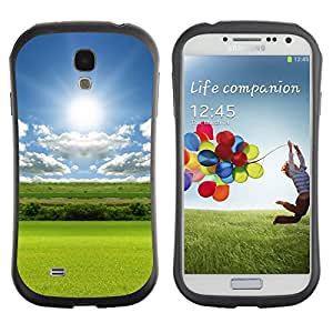Pulsar iFace Series Tpu silicona Carcasa Funda Case para SAMSUNG Galaxy S4 IV / i9500 / i9515 / i9505G / SGH-i337 , Peacefull Nature