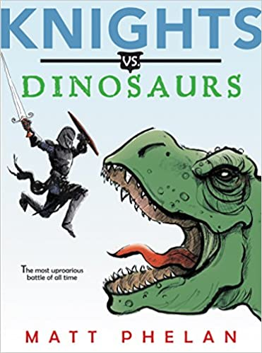 Image result for knights vs. dinosaurs