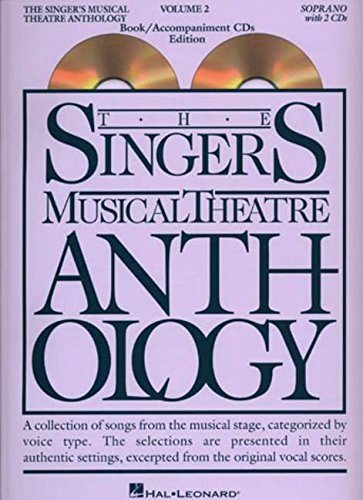 Singer's Musical Theatre Anthology - Volume 2: Soprano Book with Online Audio