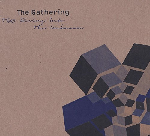 The Gathering - Diving into the Unknown 3CD - The Gathering Diving