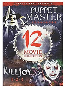 Puppet Master & Killjoy: Complete Collection by Echo Bridge Home Entertainment