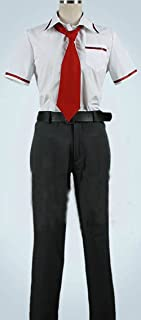 Glasslip Boy's Uniform Cosplay Costume Customize Cosplay Costume S
